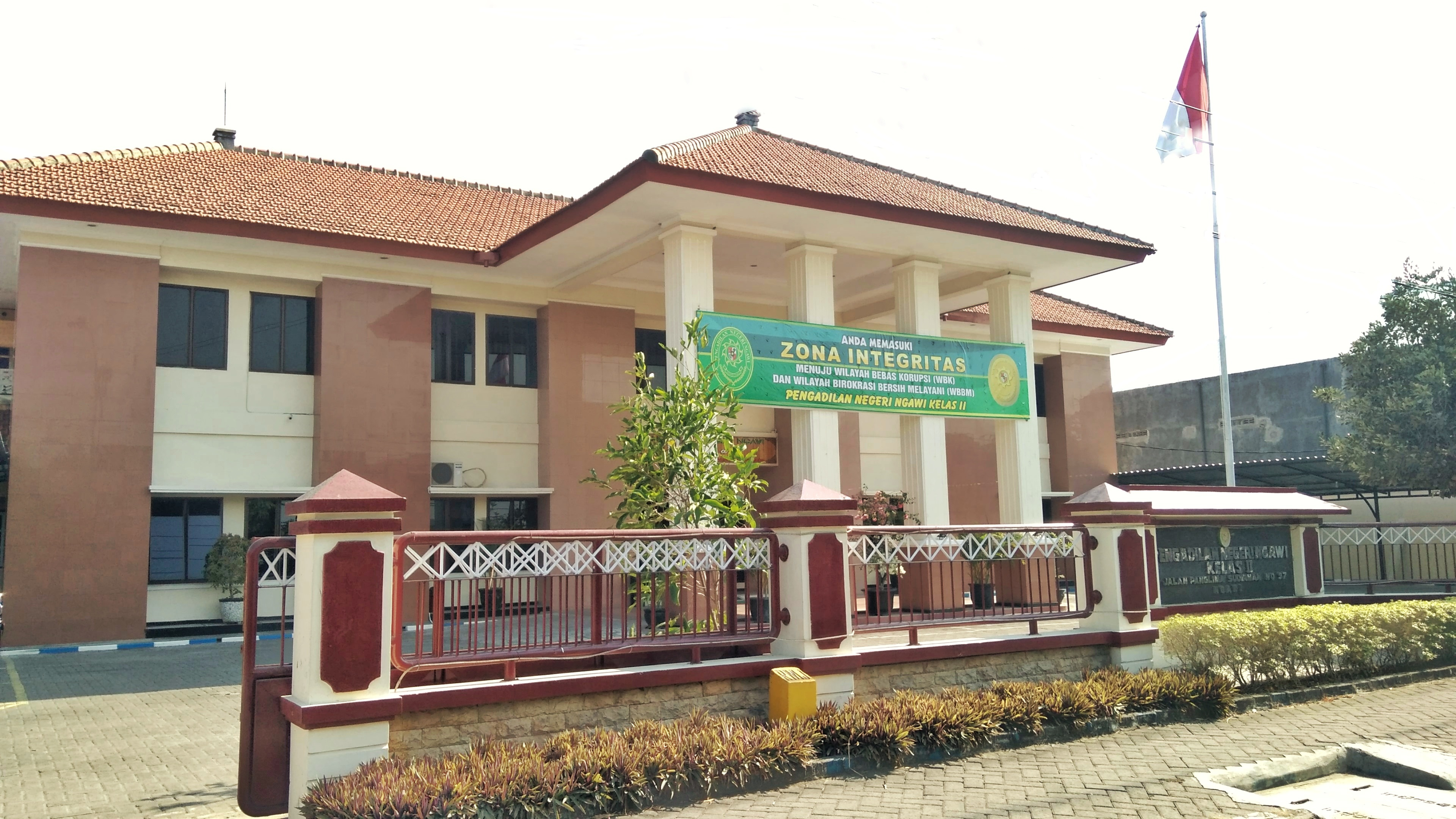 Selamat Datang di Pengadilan Negeri Ngawi
